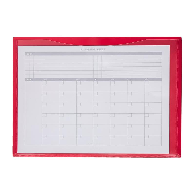 Magnetic Carry Folder (A4) - Back