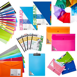 Filing and Filing Accessories Side Pictu