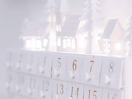 A Journey to a Wellness Christmas: Self-Care Advent Calendar | maison ito