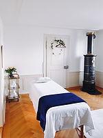 Eleganter massageraum im herzen von zürich