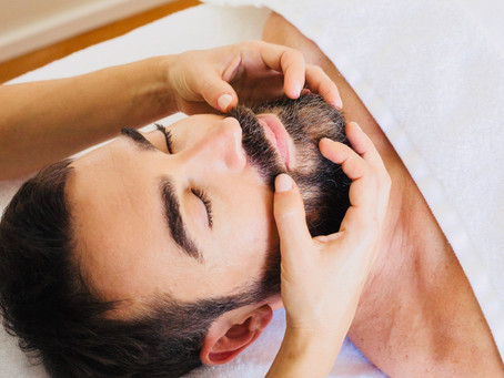 The Top 5 Reasons You Should Get a Beard Massage Right Now