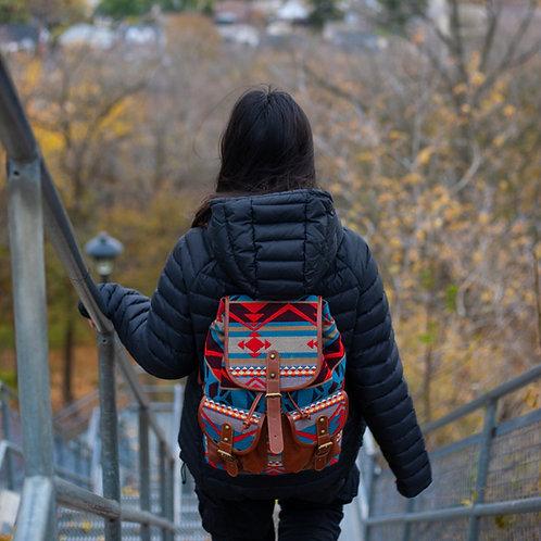 Textile Llakta Backpack