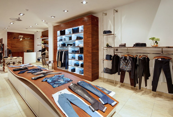 7 For All Mankind EU Stores