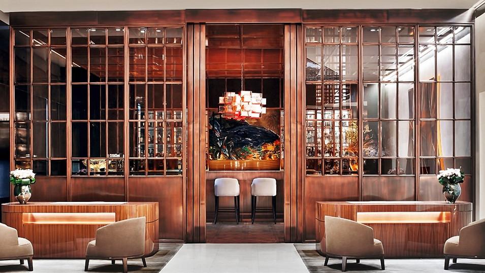 ST REGIS HOTEL BRASSERIE