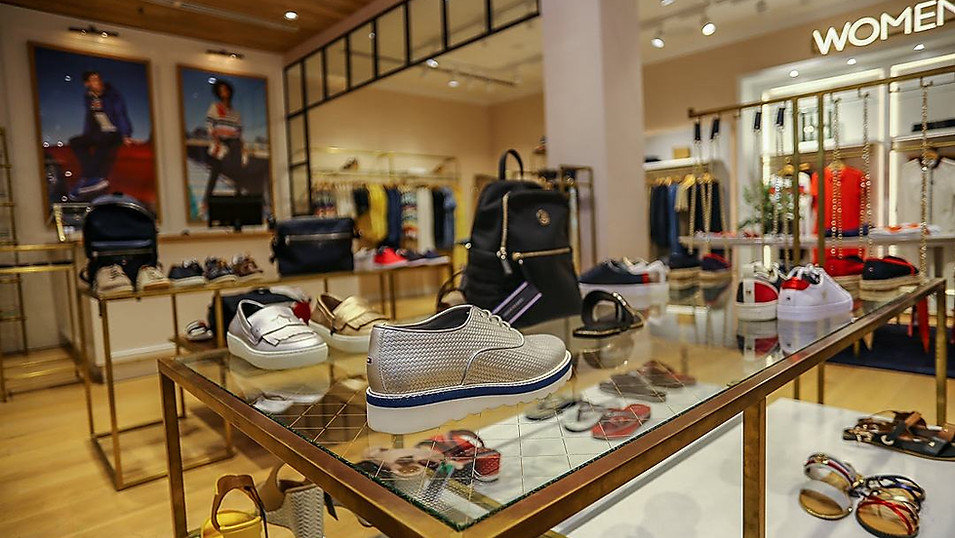 TOMMY HILFIGER STORES GLOBALLY