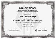 Certificato Landscapes Monivision 2020.j