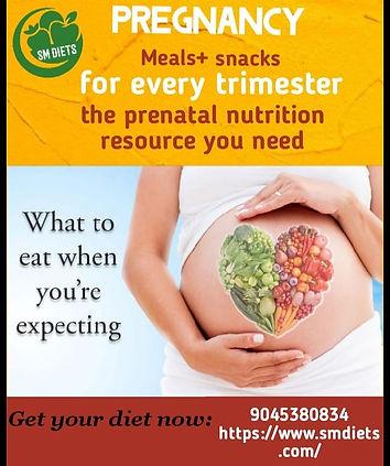 Pregnancy's Diets