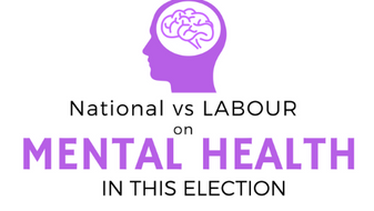 National vs Labour on Mental Health