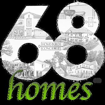 68 Homes Logo