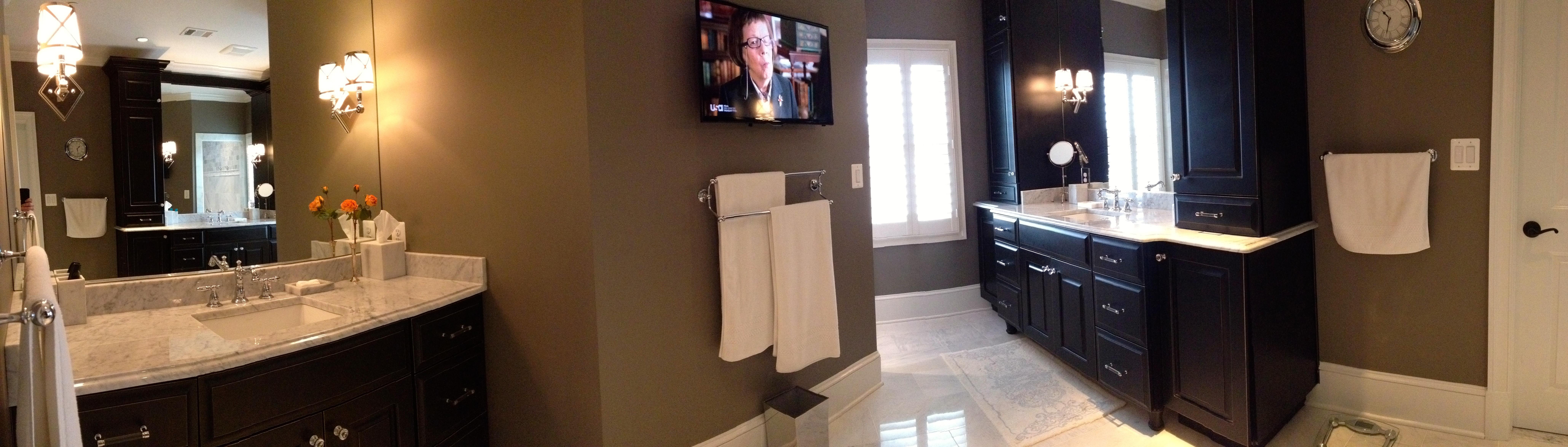 Master Bath Panorama