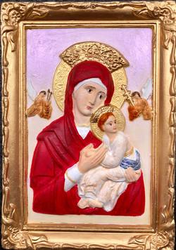 Madonna and Child Ikon