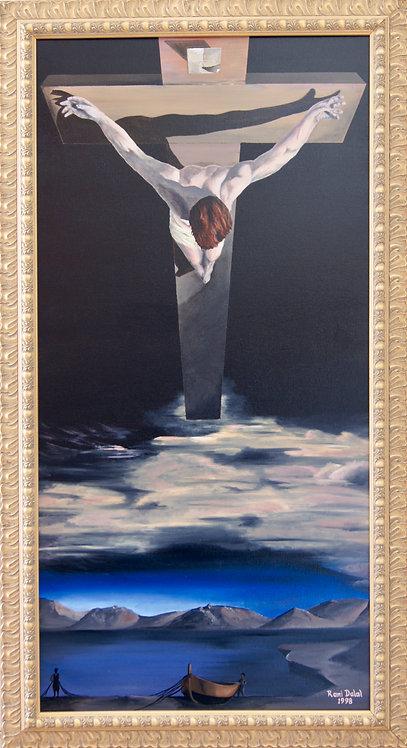 Reimagined Christ of St. John of the Cross
