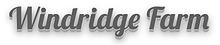 Windridge Farm   CMO Within Reach