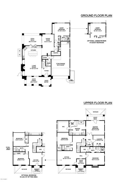 La Mansion del Brami floor plan
