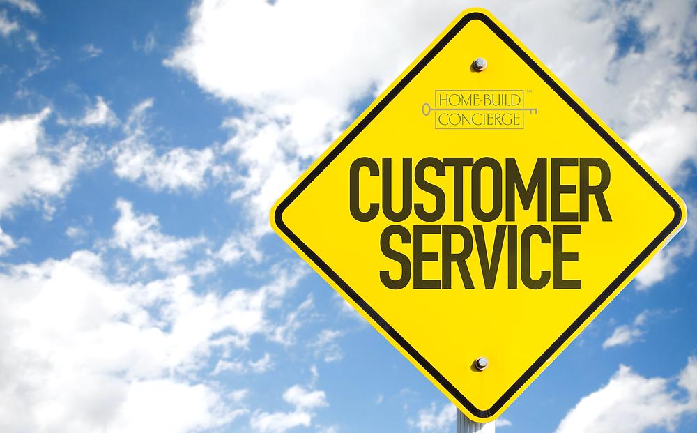 Home-Build Concierge | Customer Service