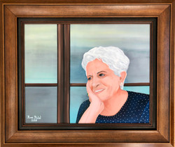 Portrait of Helen Dalal