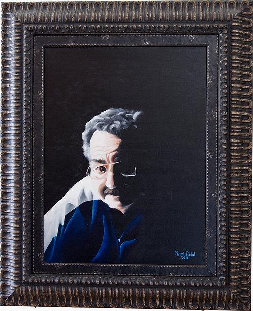 Portrait of Shukri Dalal