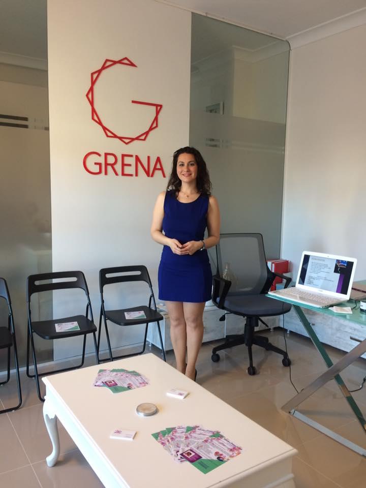 Grena güzellik merkezi