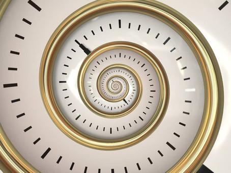 """""""Time sickness"""" - Zaman hastalığı - anı yaşayamamak"""