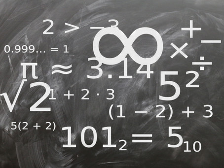 We Are Elementary Pupils of The Flawless Master Mathematician
