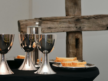 Has communion become an add-on?
