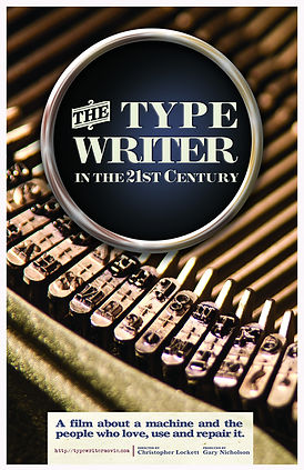 The Typewriter (In The 21st Century) Pos