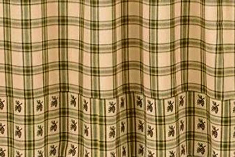 Pine Lodge Shower Curtain - Park Designs Pine
