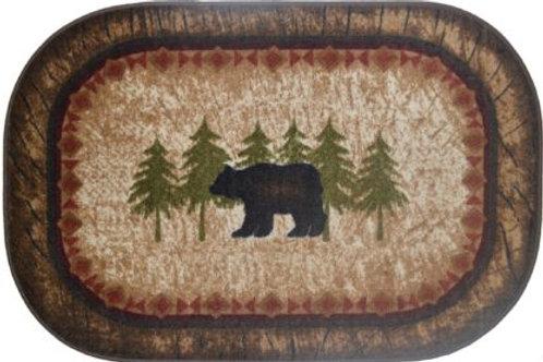 """Birch Bear 30""""x46"""""""