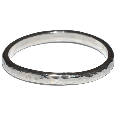 Hammered Ring,