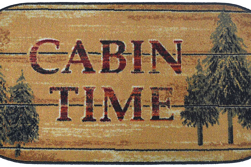 """Pine Cabin Oval 20″x 44"""""""