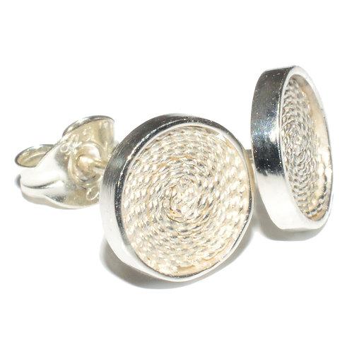 Disc Earrings Medium