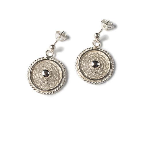 Zen Earrings Small