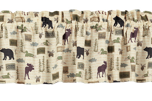 Wilderness Valance msw
