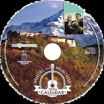 Cantece de munte: Trupa CALEnDAR - Imnuri ale muntelui