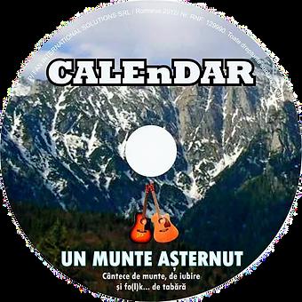 Cantece de munte: Trupa CALEnDAR - Un munte asternut