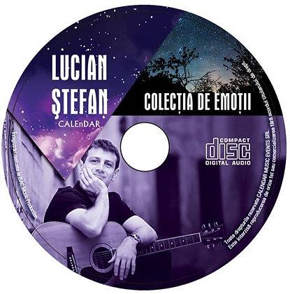 Lucian Ștefan - Colecția de emoții