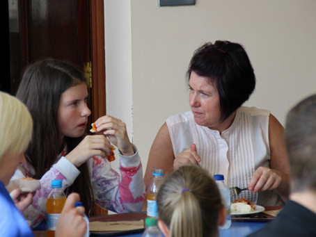 Year 8 Induction & Come Dine With Me Lunch