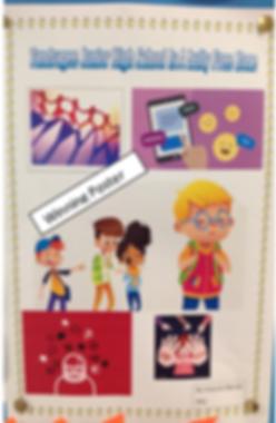 Anti Bullying Winning Poster Design 2019