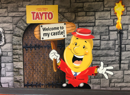Tayto Visit - January 2020