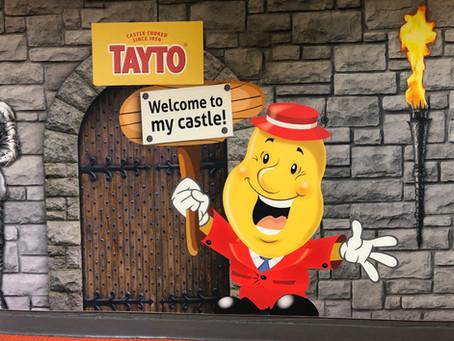 Tayto Visit - January 2020