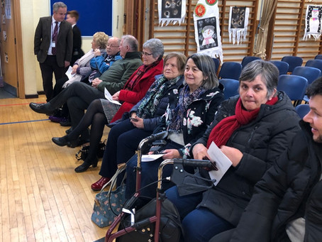 Senior Citizens Concert 2019