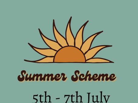 Free REACH Summer Scheme 2021