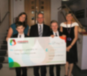 Leukemia Lymphoma_cheque_presentation_20