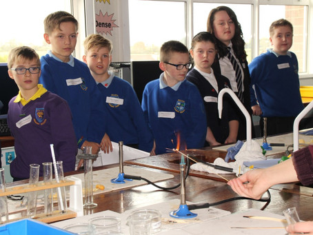 P7 Pupil Experience Day