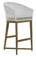 CANVAS Teak Bar Chair