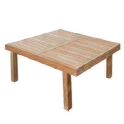 CAROLINA BEACH Square Coffee Table