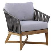 CANVAS Teak Club Chair