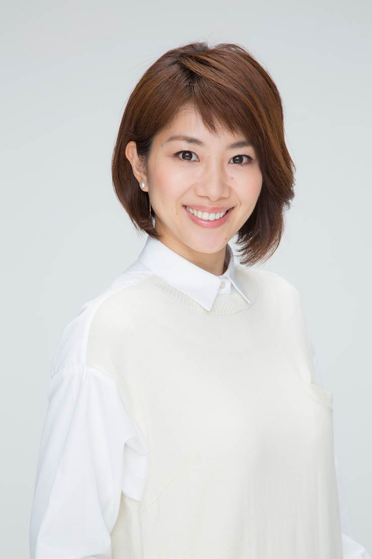 Reiko Shiota 潮田玲子