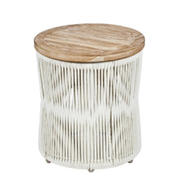 LOOM Side Table (White)