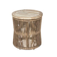 LOOM Side Table (Natural)